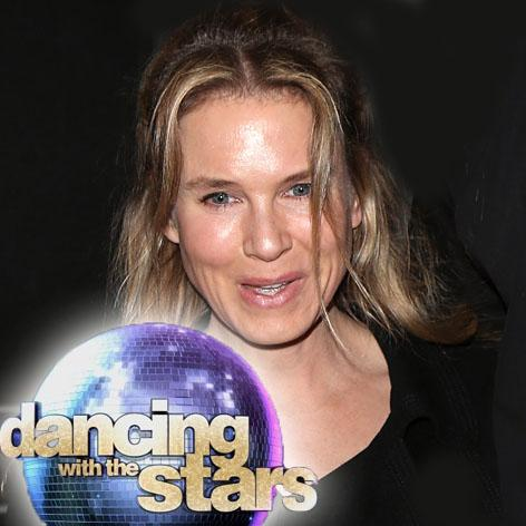 //renee zellweger dancing with the stars square