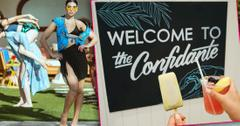 Confidante Miami Beach Hotel Launches Floatie Menu