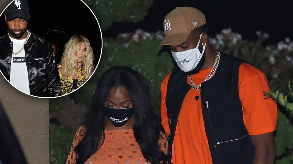 Jordyn Woods Hints At 2019 Tristan Thompson and Khloe Kardashian Scandal With New Face Mask