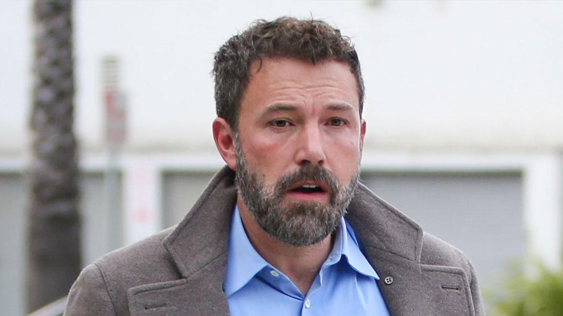 Ben Affleck Plays Struggling Alcoholic In New Film Amid Relapse