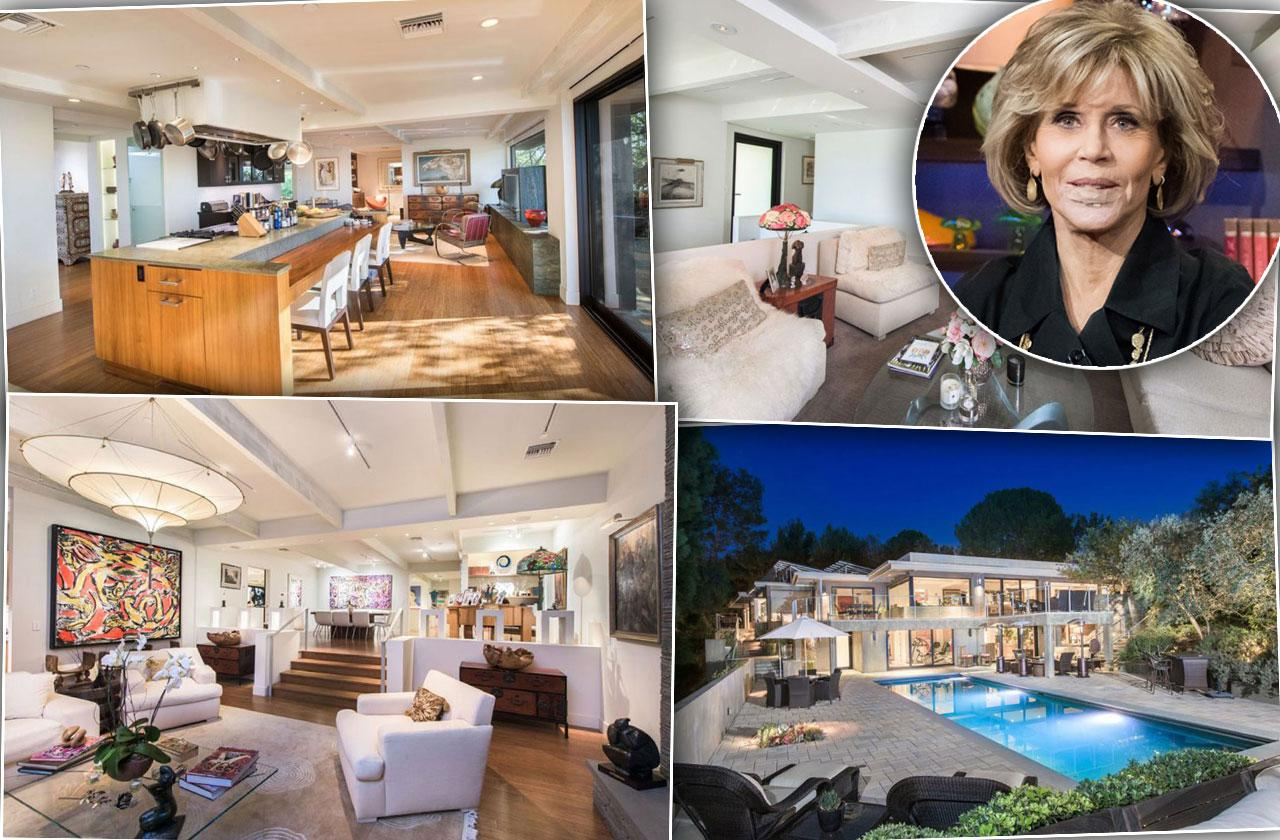 Jane Fonda Real Estate Deal