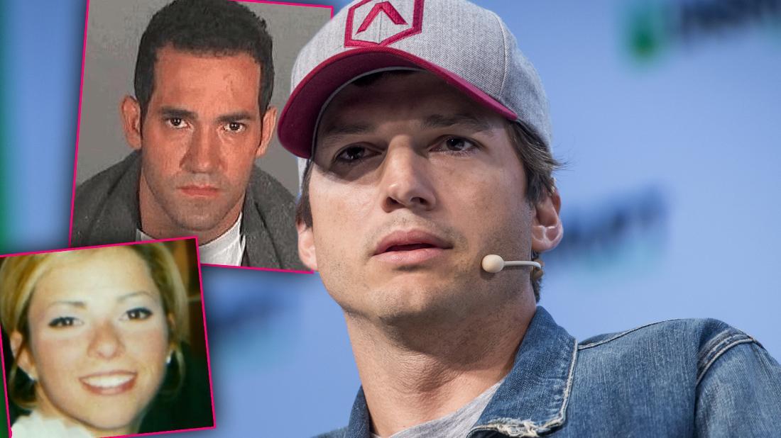 Ashton Kutcher Came Face-To-Face With Suspect Michael Gargiulo On Night of Girlfriend Ashley Ellerin's Murder