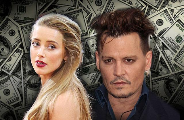 //johnny depp amber heard split hush money pp