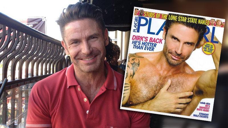Playgirl Gay Model Dirk Shafer Found Dead