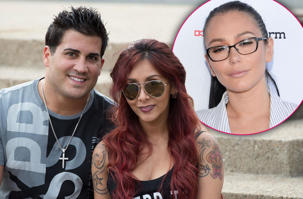 jwoww tells all nicole polizzi snooki jionni lavalle divorce rumors