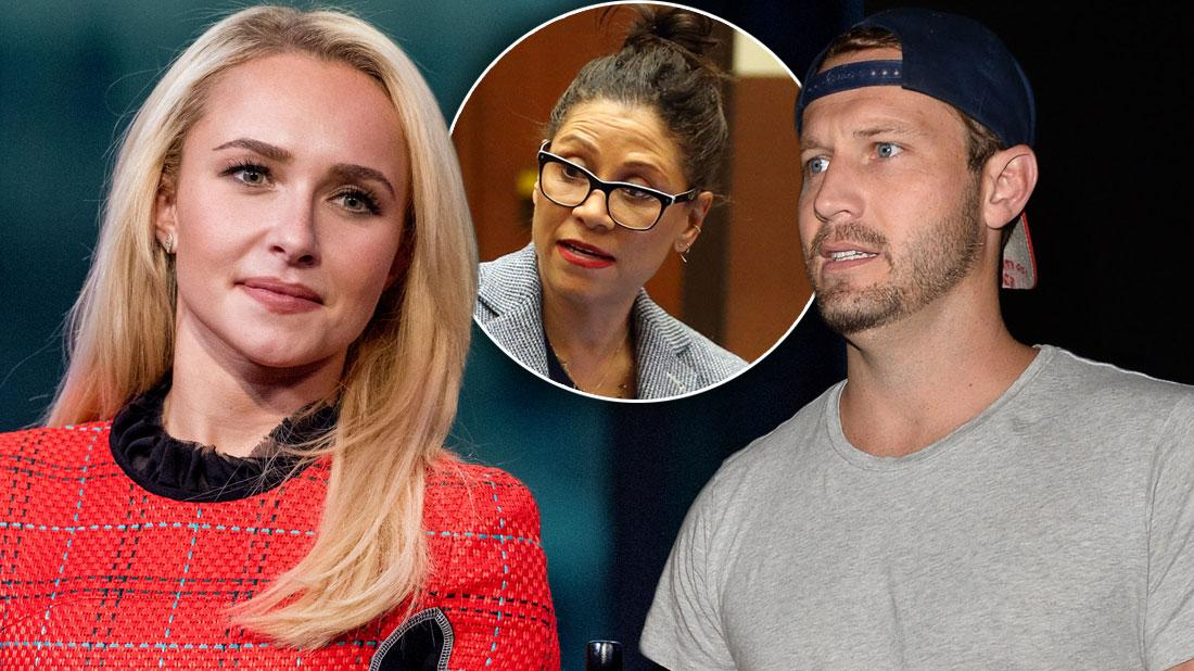 Hayden Panettiere's Boyfriend Hires Attorney Shawn Holley In Assault Case