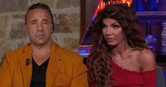 Joe Giudice Teresa Giudice Watch What Happens Live Interview