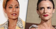 Jada Pinkett Smith Juliette Lewis Plan Talk Show Battle Over Scientology