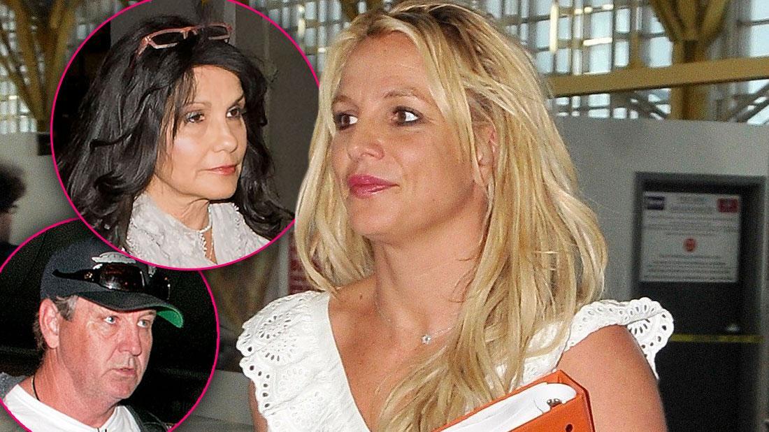 Britney Spears' Mom Intervening In Conservatorship Case After Singer's Rehab Stint
