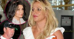 Britney Spears' Mom Intervening In Conservatorship Case After Singer's Rehab Stint