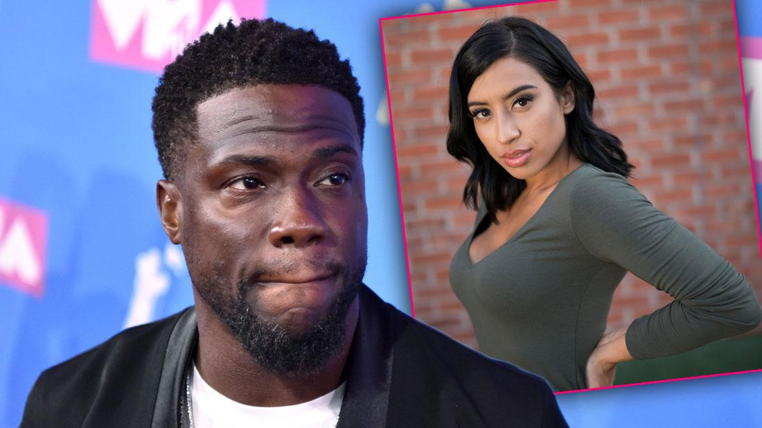 Kevin Hart Sex Tape Partner Given ANOTHER Chance To Re-File Lawsuit Against Hart