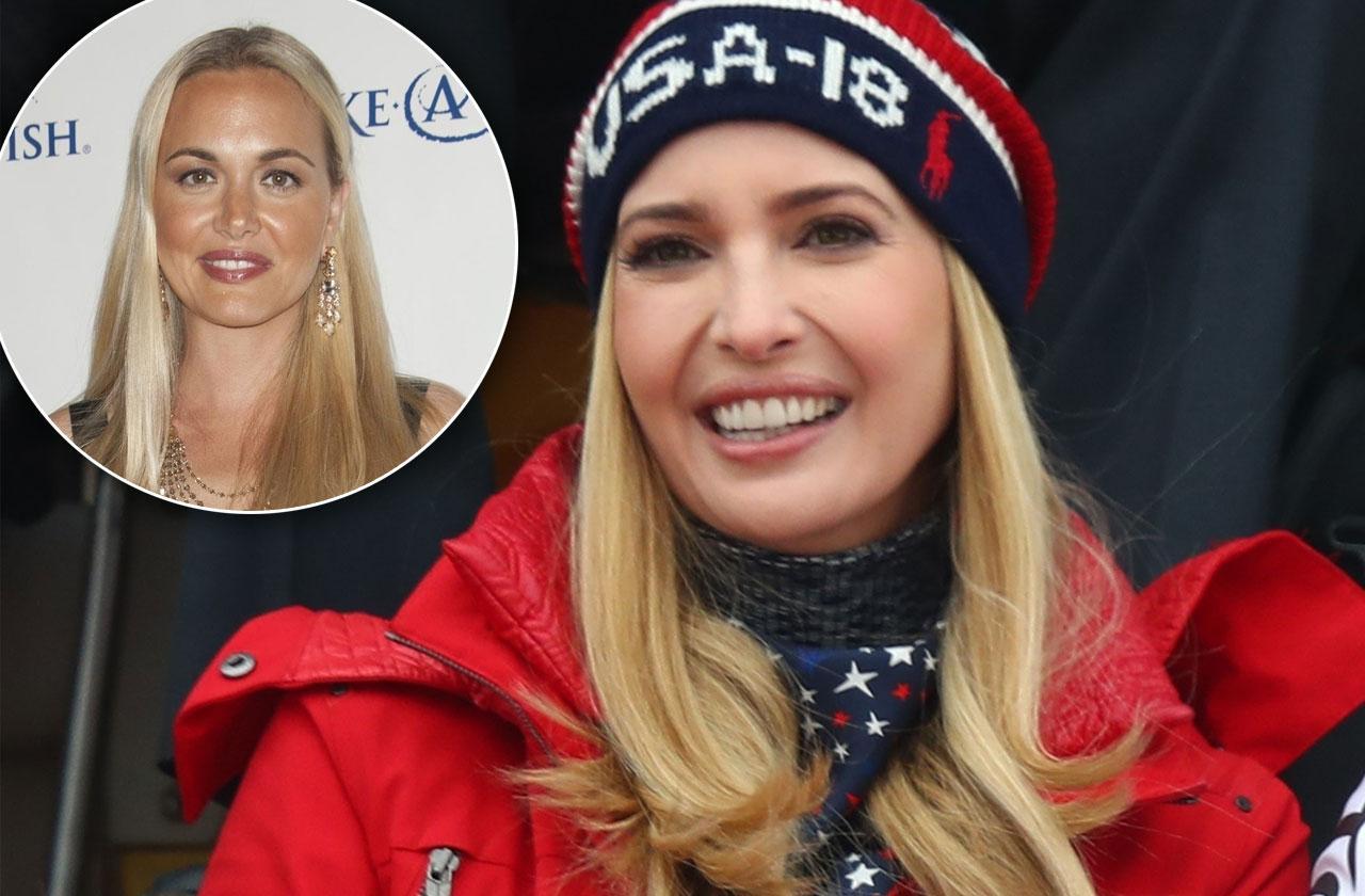 Ivanka Girl Crush Vanessa Trump