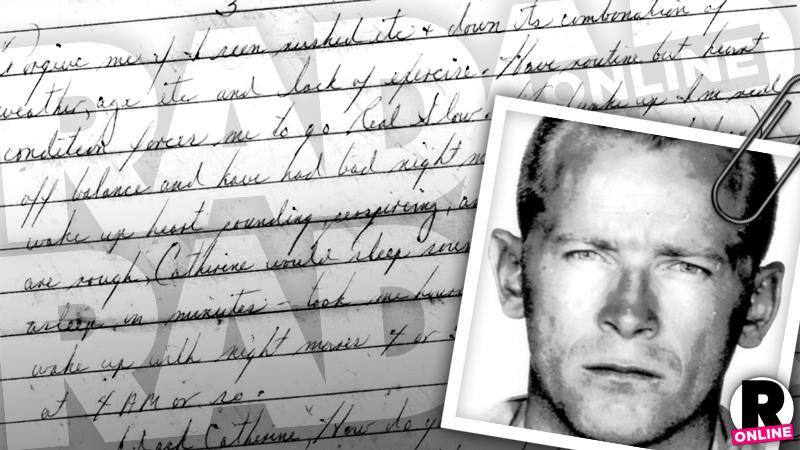 //whitey bulger letters jail pp sl