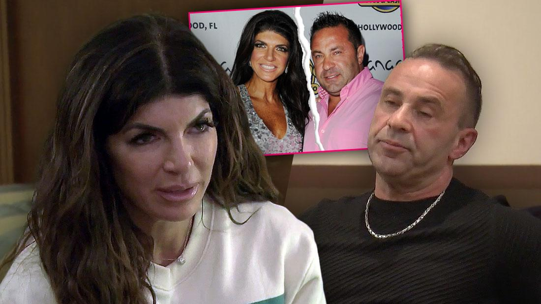 RHONJ Teresa Giudice Refuses To Share Bed With Joe During First Italian Reunion