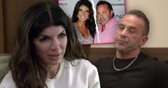 RHONJ Teresa Giudice Refuses To Share Bed With Joe During First Italian Reunion