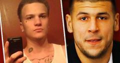 Aaron Hernandez Gay Scandal Prison Boyfriend Time