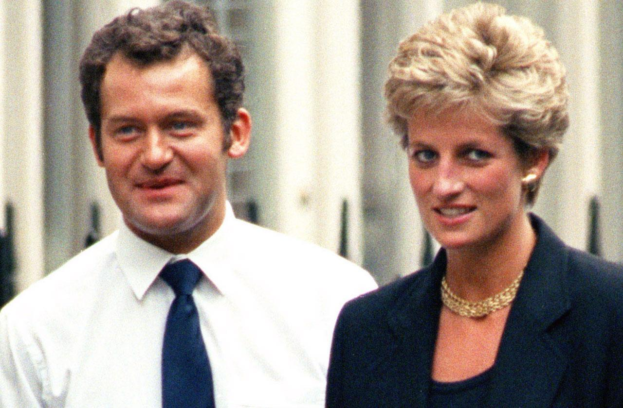 Ex-Princess Diana Butler Paul Burrell Admits: I Aided Her Bulimia