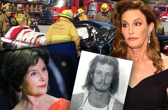 celebrity killers death murder car crash