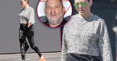 Harvey Weinstein Accuser Rose McGowan Tweets Actresses Keeping Silent