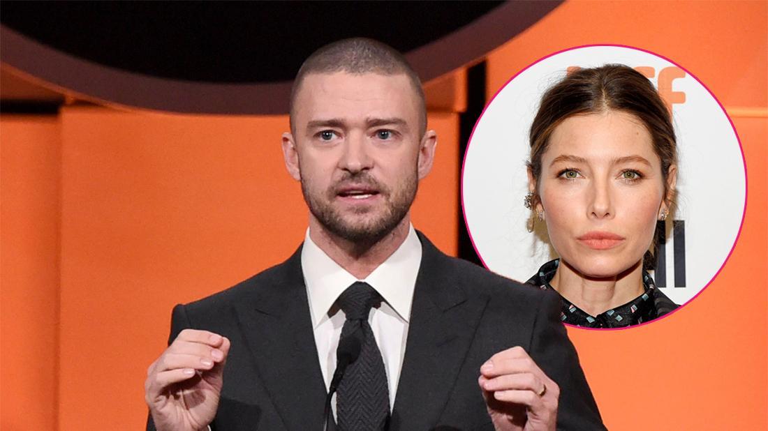 Justin Timberlake Wants Jessica Biel To Visit Movie Set