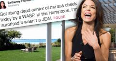 Bethenny Frankel Jewish Joke Twitter