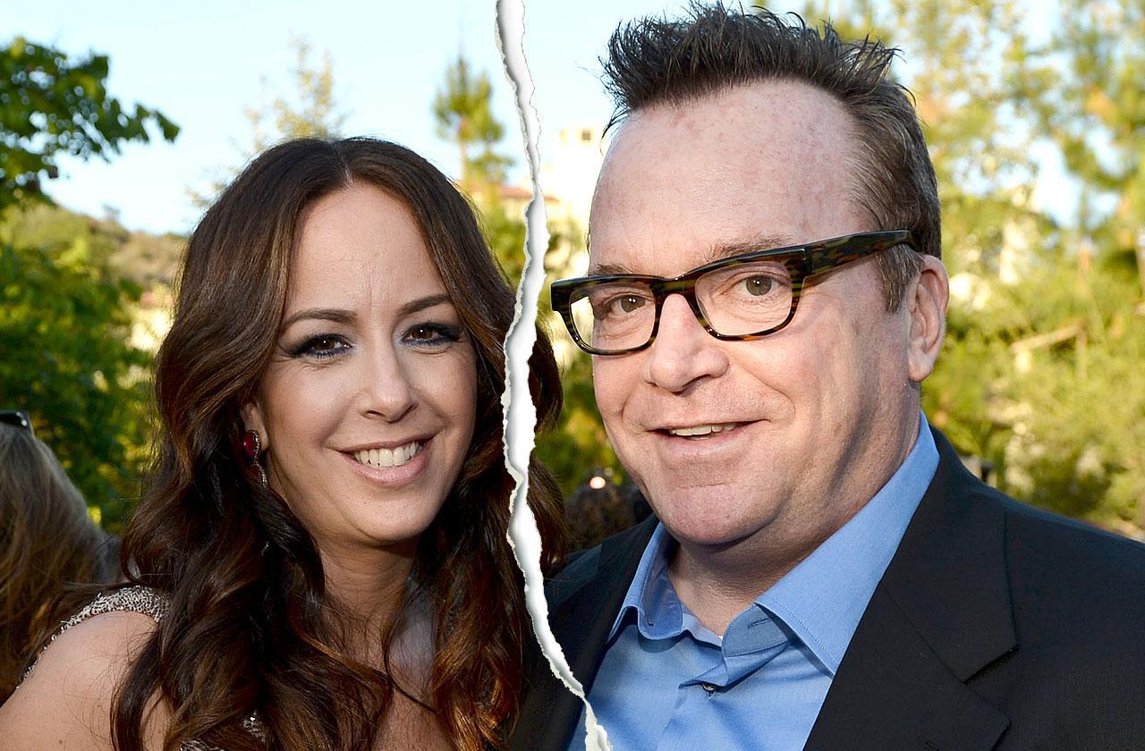 //tom arnold divorce wife ashley groussman PP