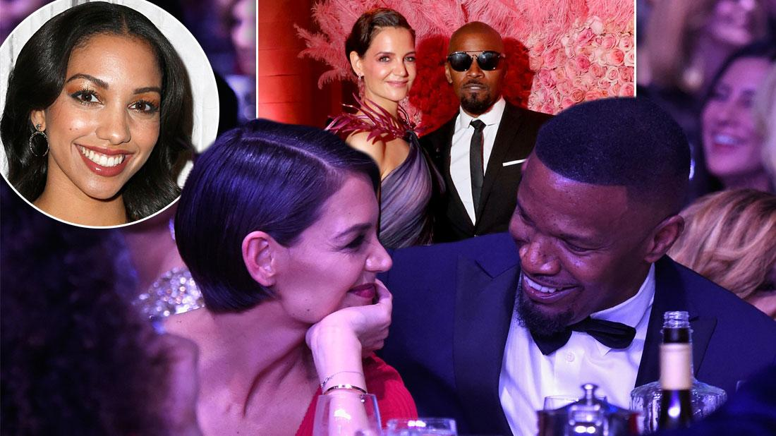 Jamie Foxx's Daughter Confirms His Relationship With Katie Holmes