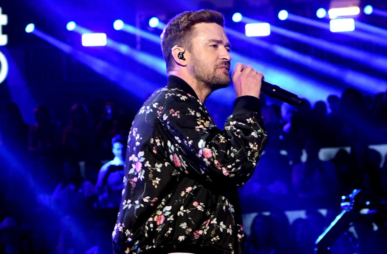 Justin Timberlake failing sell out concerts amid postponing shows