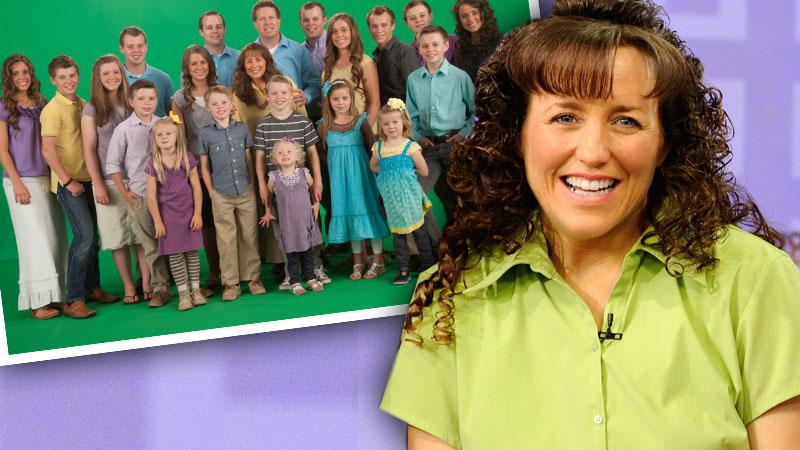 //michelle duggar and the family