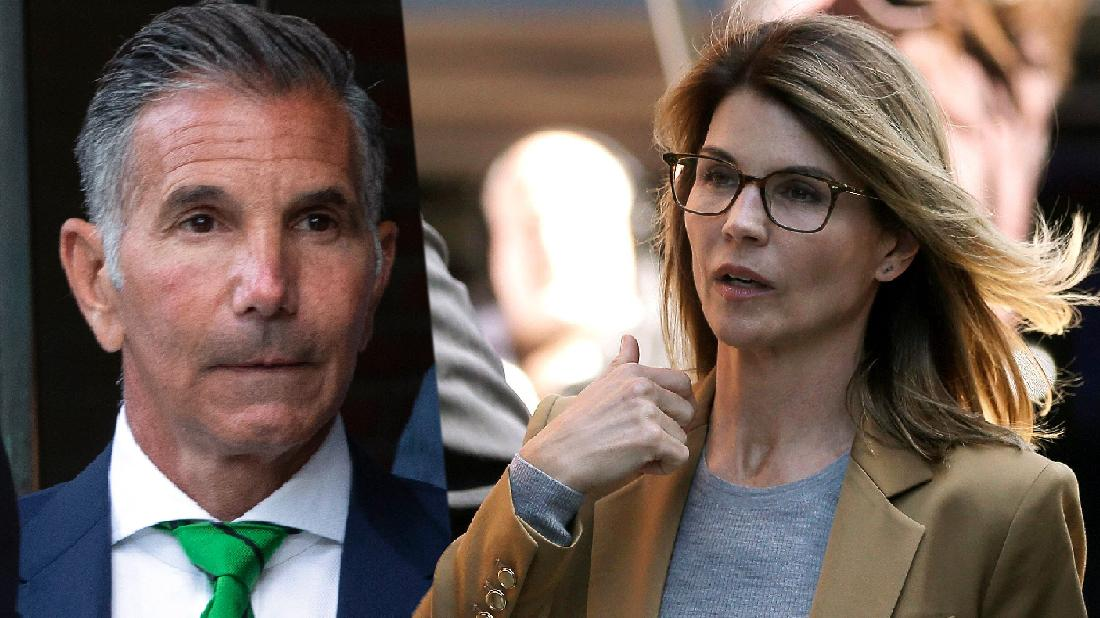 Lori Loughlin And Husband Accuse Feds Of Hiding Evidence