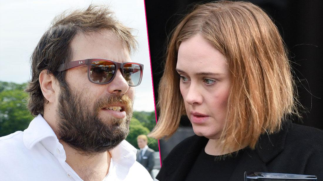 Adele is asking for joint physical and legal custody of her son with her husband, Simon Konecki, whom she revealed she secretly married in May 2018