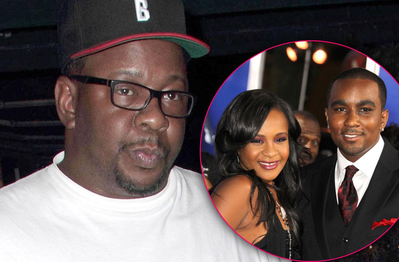 //bobby brown slams nick gordon jail rape bobbi kristina pp