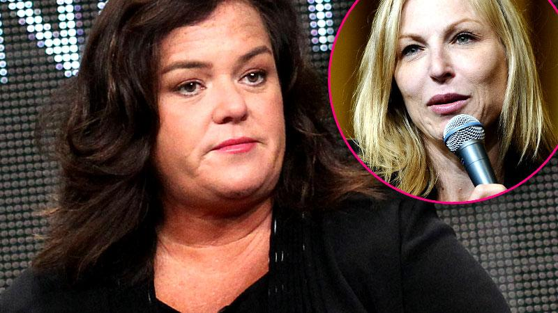 Rosie O'Donnell Warned Girlfriend Tatum O Neal Motivation Couple Offered Reality Television Show