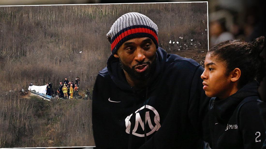 Kobe Bryant and Gigi Bryant, Helicopter Crash: Chilling 911 Calls Released