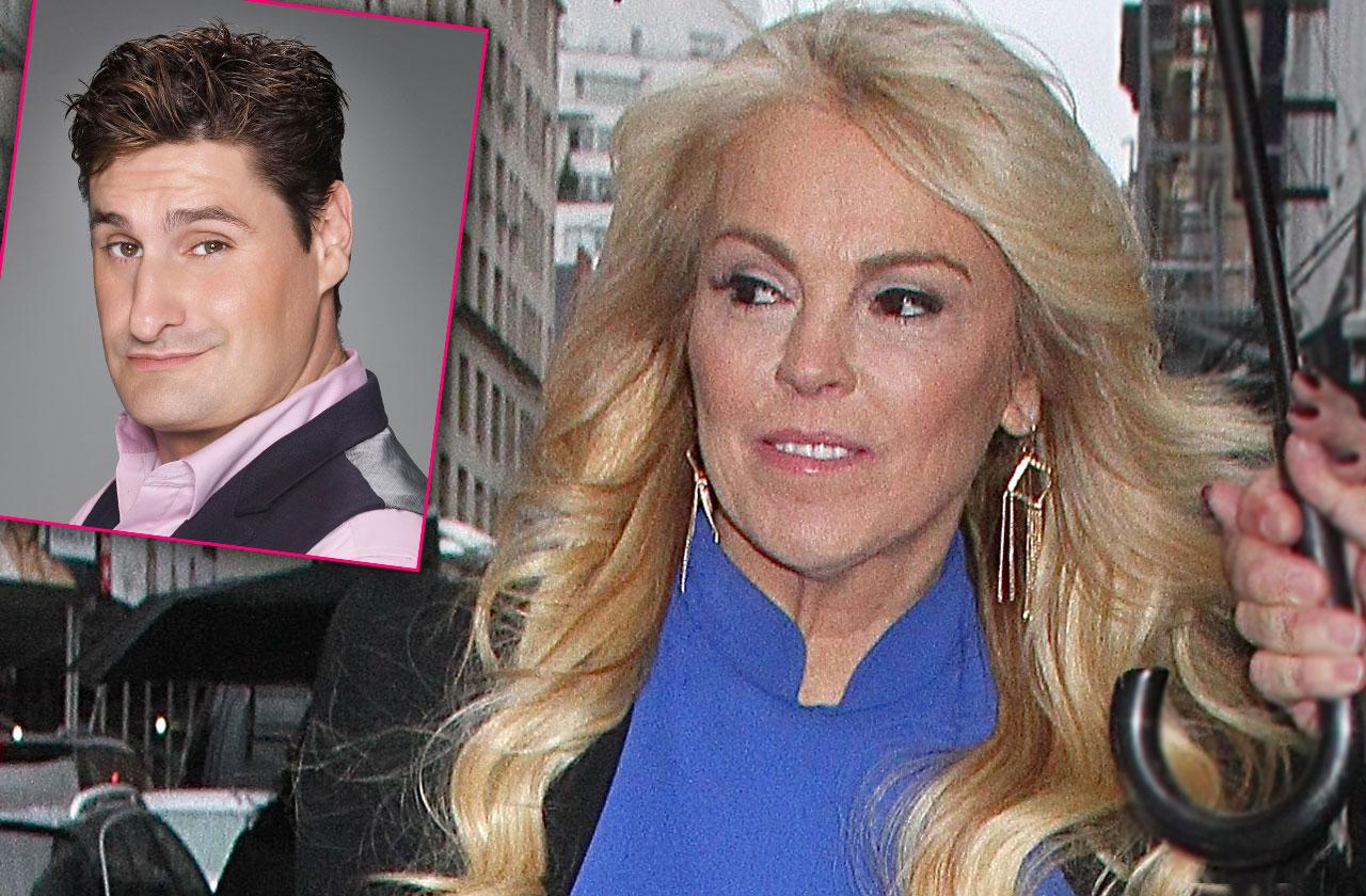 Dina Lohan Rejected By RHONY Producers