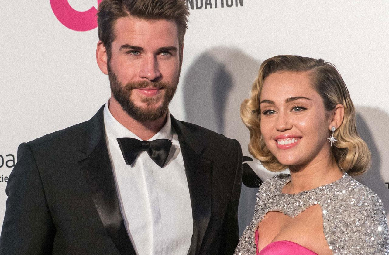 Miley Cyrus And Liam Hemsworth Make Last Ditch Written Contract To Stay Together