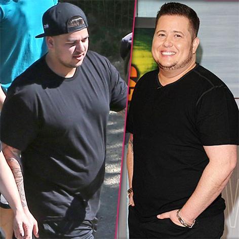 //rob kardashian chaz bono fat