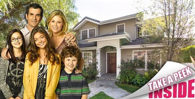 //modern family home