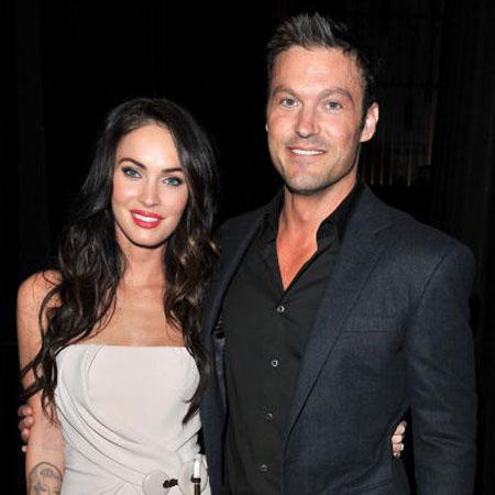 // actors megan fox and brian austin green gettyimages