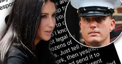 Bristol Palin Custody Dakota Meyer Text Messages