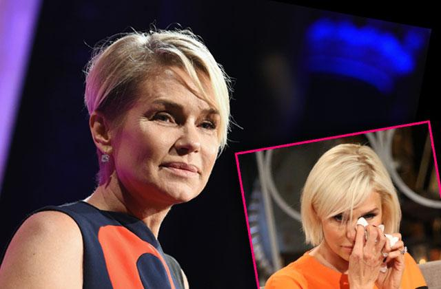 //Yolanda Hadid Secrets and Scandals RHOBH pp