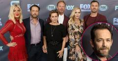 The Show Must Go on: 'BH90210' Will Pay Tribute To Luke Perry's Passing In 'Respectful' Way