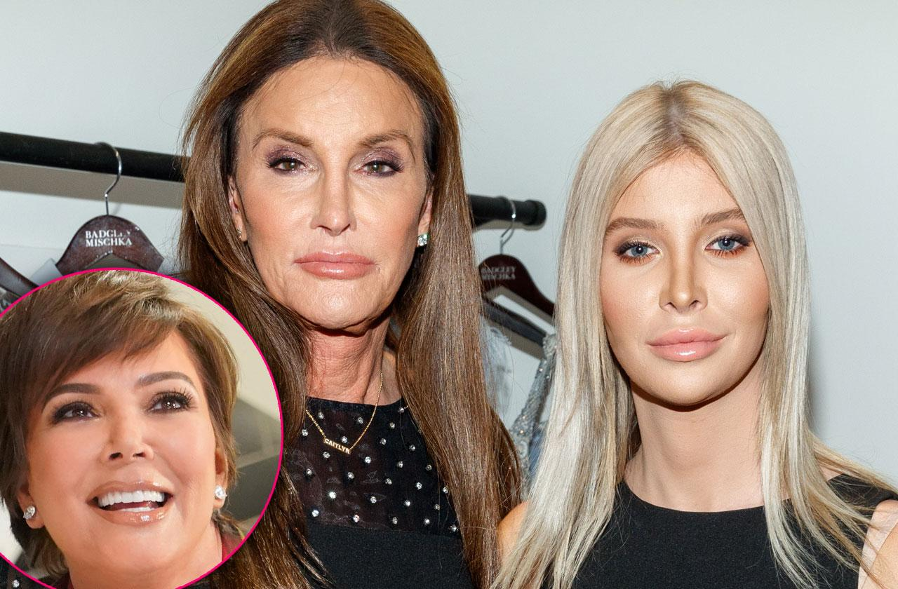 Caitlyn Sophia snubbed kris jenner annual Christmas eve party