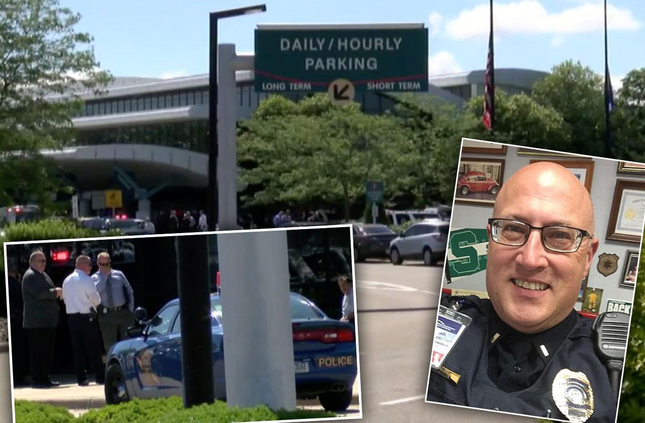 FBI Treating Stabbing Of Michigan Officer As Act Of Terrorism
