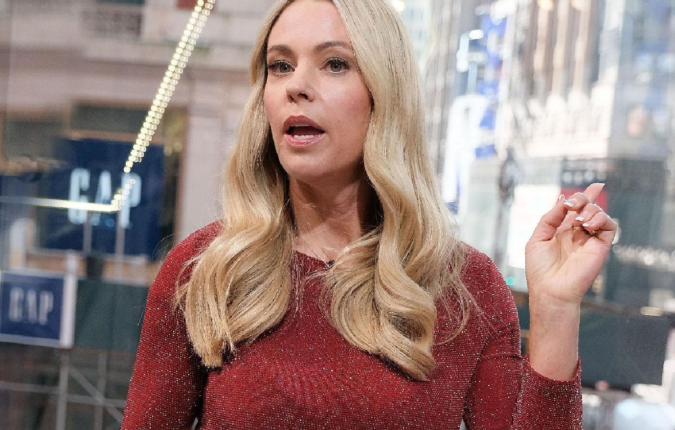 Kate Gosselin Shares Rare Photo Of Leah Amid Money Battle With Jon