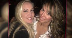 RHOC Shannon Beador Kelly Dodd Night Out