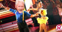 //bill clinton dancing karina smirnoff dwts wide