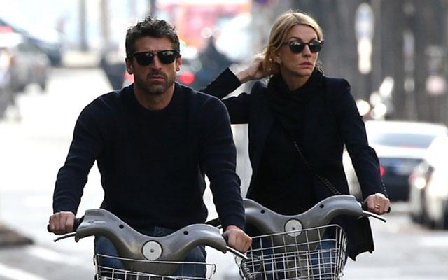 Patrick Dempsey Back With Estranged Wife Jillian Fink? Romantic Photos In Paris