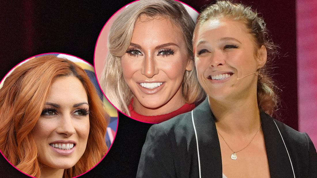 Wrestlemania Feature First-Ever Women's Main Event