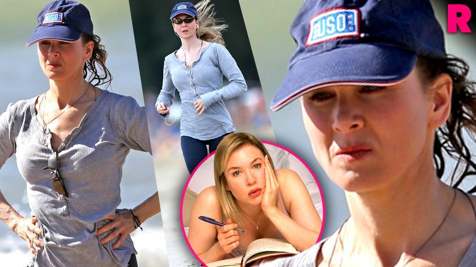 Renee Zellweger Plastic Surgery Rumors Hawaii
